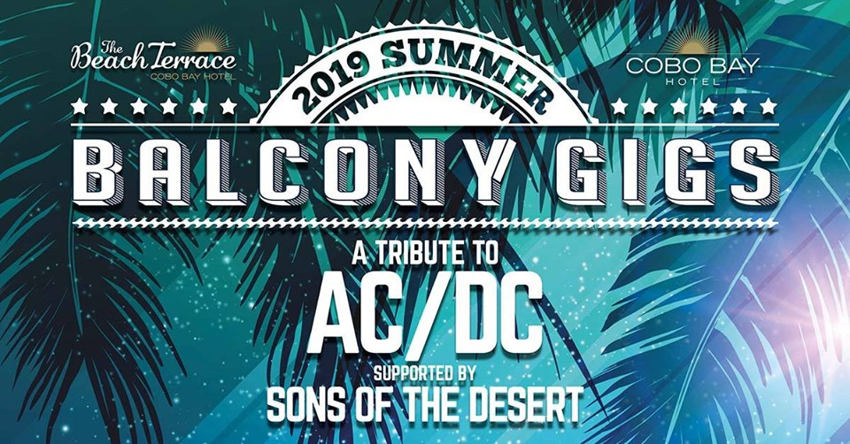 Balcony Gigs end with AC/DC tribute | Bailiwick Express