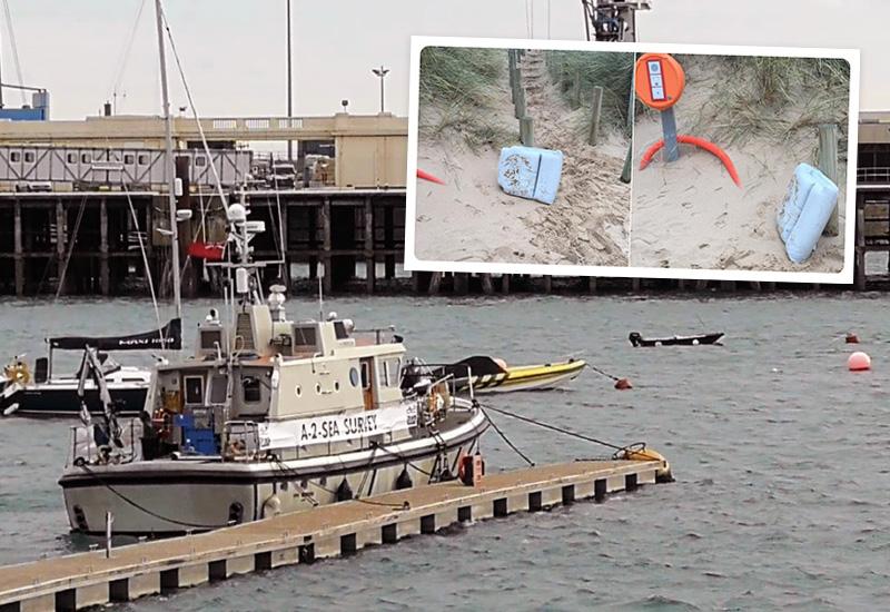 Sala Sea Survey boat