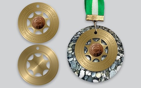 2021 Island Games medal option C