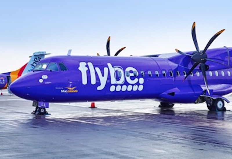 blue islands Flybe