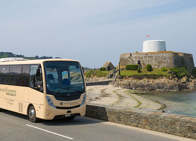 from Island Coachways website