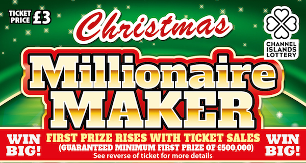 Christmas lottery revamp means more cash prizes | Bailiwick