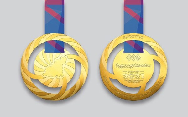 2021 Island Games medal option B