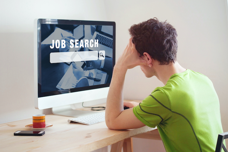 shutterstock unemployed