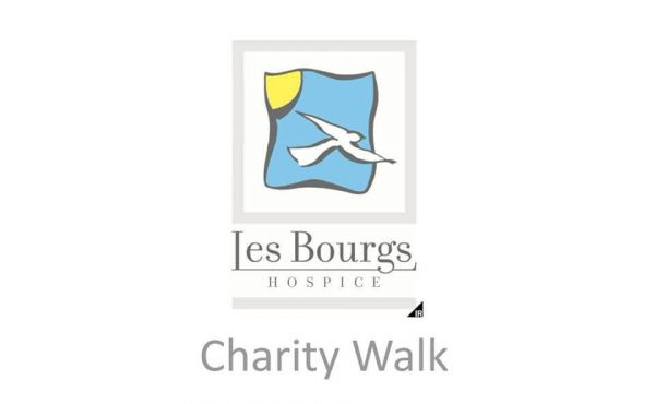 WALK 5 DONATE 5, Charity Walk for Les Bourgs Hospice
