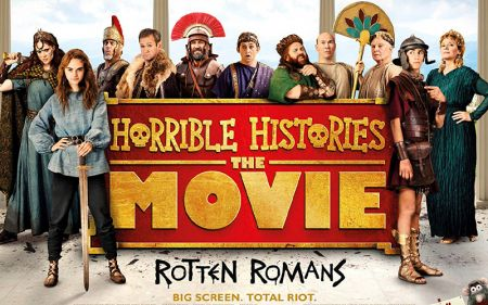 Beau Cinema - Horrible Histories: The Movie - Rotten Romans