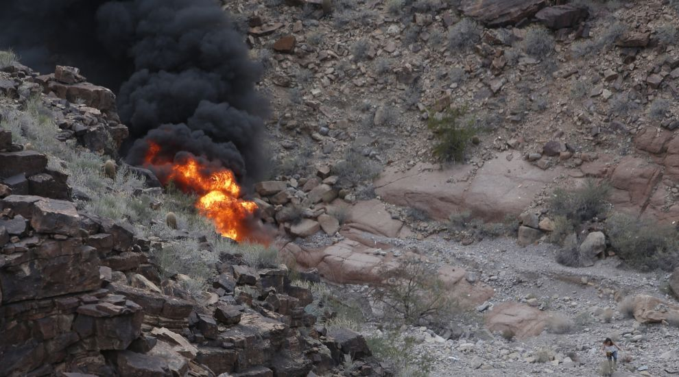 Fourth Grand Canyon helicopter crash victim 'died of complications from burns'
