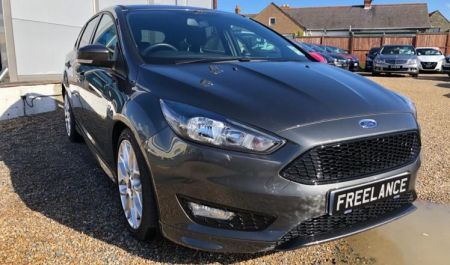 Ford Focus 1.0 ST-Line Manual