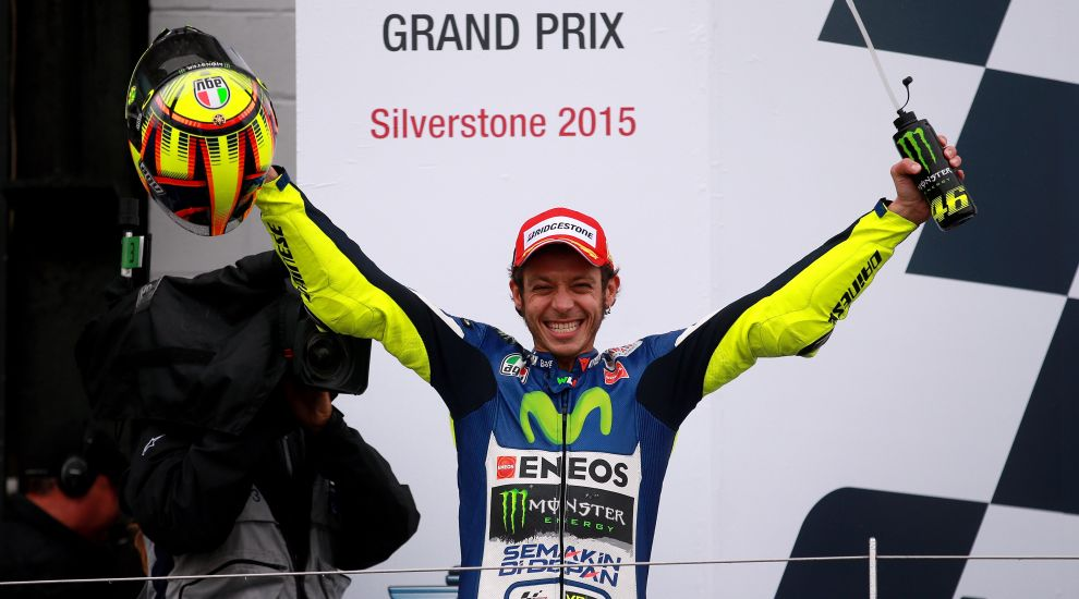 Valentino Rossi showing no signs of slowing down at 40