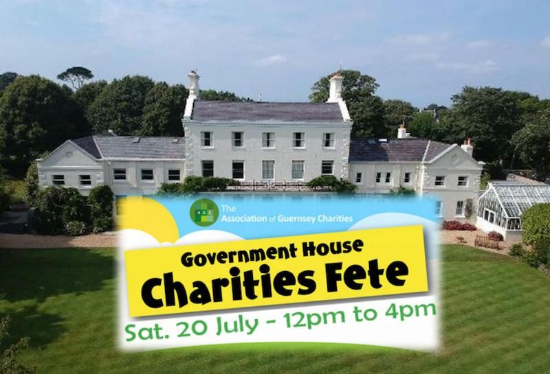 'Grand' Charities Fete in Government House Gardens