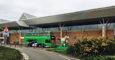 This one's on us: Join Together for FREE travel  on JT's big green bus this Friday