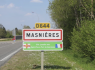Twinning signs unveiled in Masnieres