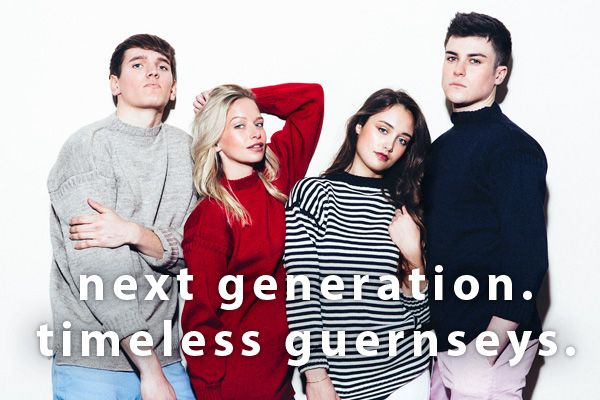 Next Generation; Timeless Guernseys