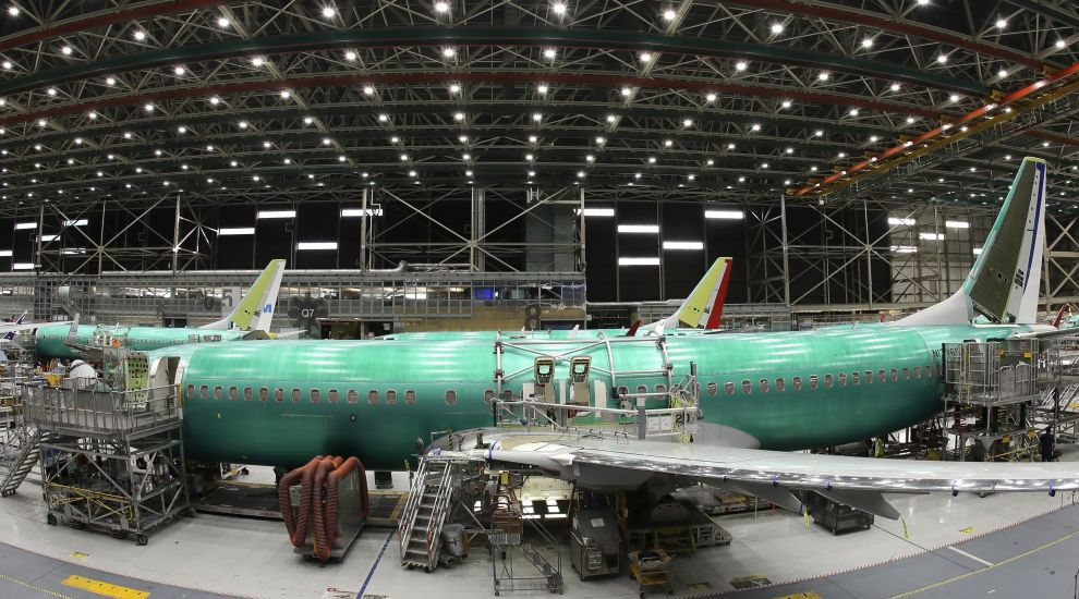 Boeing to take £3.9bn hit over 737 Max grounding