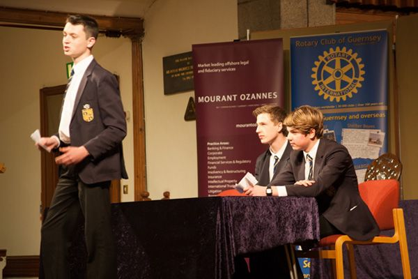 Guernsey's youth called to debate