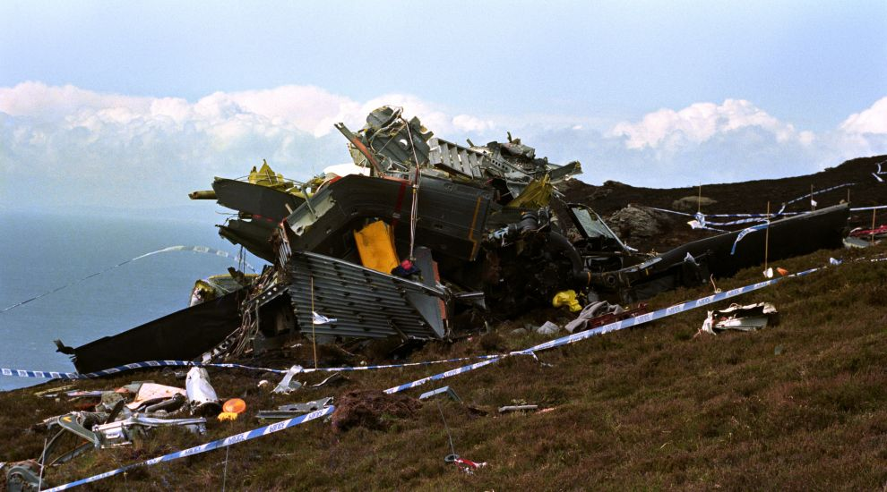 Church of Scotland urges MoD not to destroy helicopter crash records