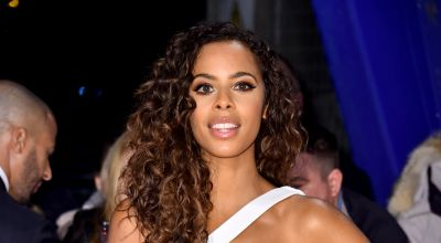 Rochelle Humes serenaded by Gary Barlow at star-studded 30th birthday bash