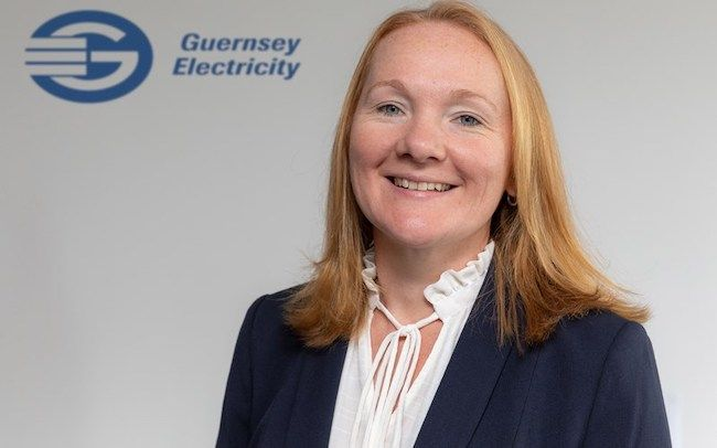 Senior role for former bursary student at Guernsey Electricity