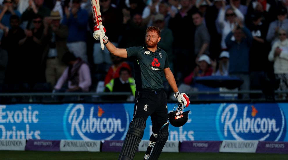 Running repairs to Bairstow's bat key as England beat Pakistan by six wickets
