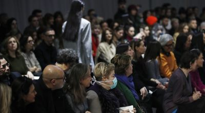 Coronavirus fears close doors at Armani, but other Milan fashion shows go on