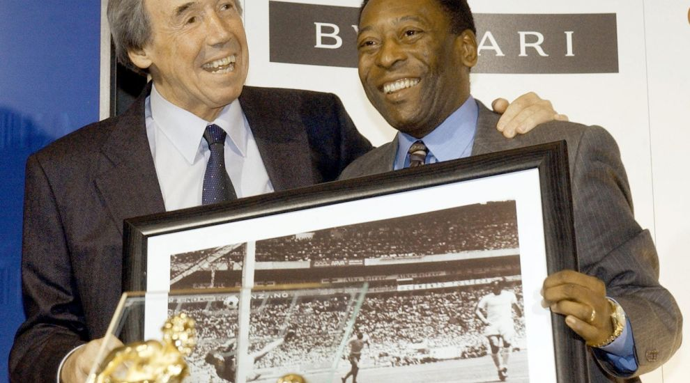 Gordon Banks: The save that denied Pele and defied gravity