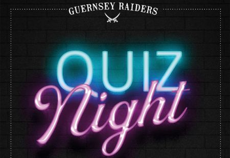 Quiz Night - Guernsey Raiders