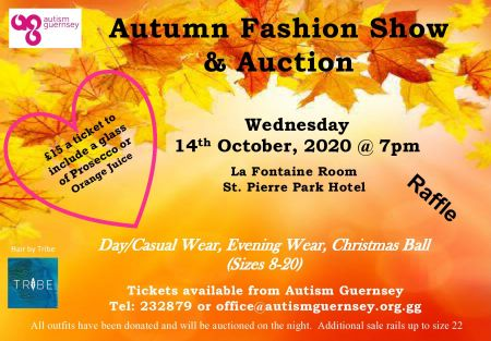 Autumnal Fashion Show & Auction