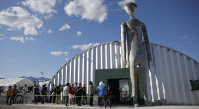 'Storm Area 51' fears fail to materialise