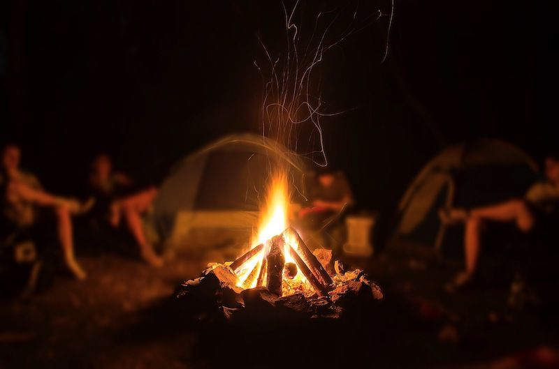 Liberate hosts the Great 'Camp Out'