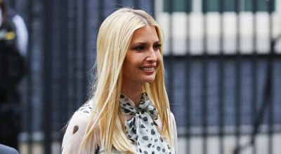 Ivanka Trump congratulates Boris Johnson on becoming leader of 'United Kingston'