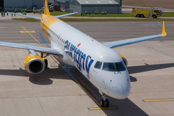 Aurigny admits improvements needed following Gatwick confusion