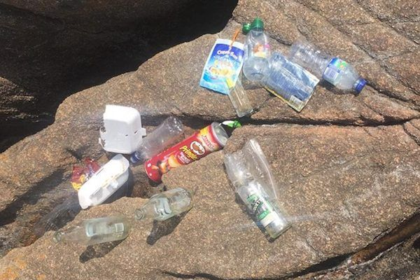 Litter fears continue, ahead of school holiday