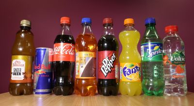 'Striking' reduction in sugar content of soft drinks after sin tax introduction
