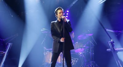 Brandon Flowers of The Killers sings Mr Brightside in hand-washing video