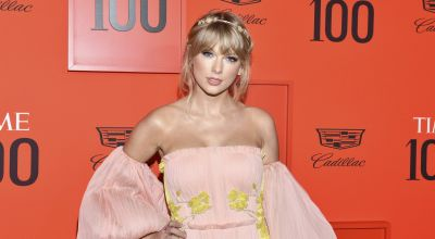 Taylor Swift says she uses songwriting as 'protective armour'