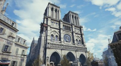 Assassin's Creed publisher pledges 500,000 euros to Notre Dame restoration