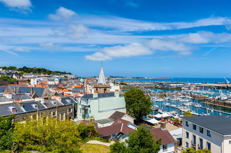 Surge of activity in Guernsey housing market
