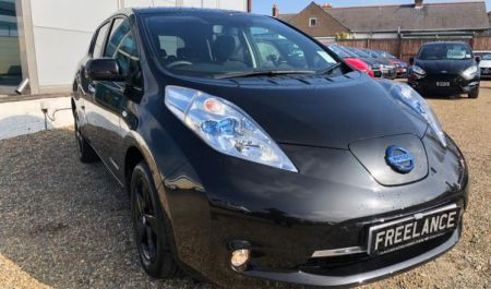 Nissan Leaf 5Dr HAT Black Edition 30KW