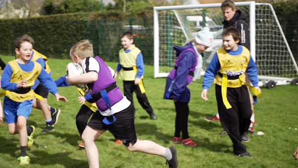 Rugby Festival to see more than 400 children get active