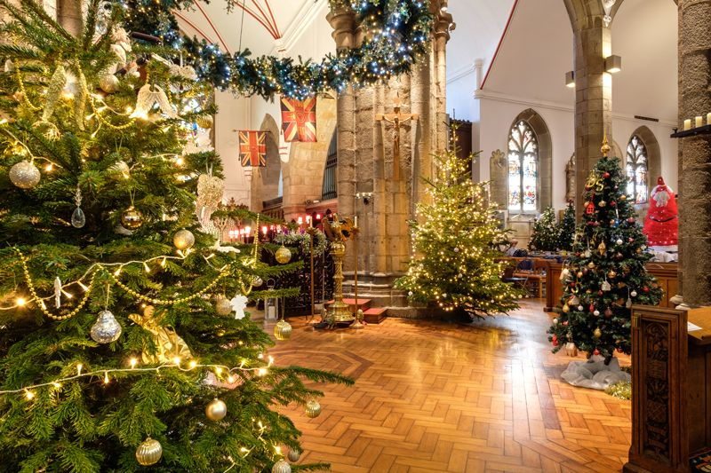 GALLERY: The Town Church Christmas Festival