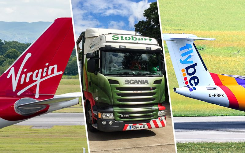 Stobart Group, Virgin and Flybe combine to continue flying