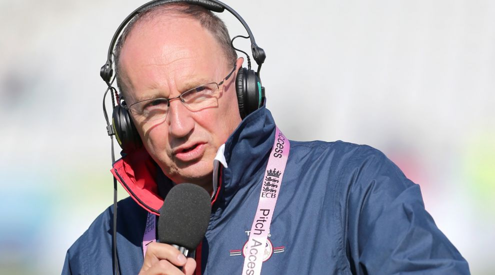 Jonathan Agnew to read Tube announcements ahead of Cricket World Cup final