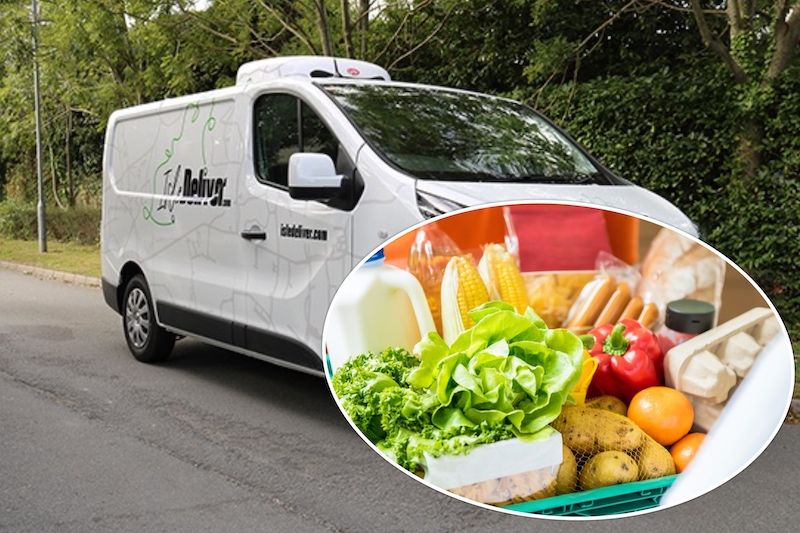 Guernsey Post launches grocery delivery service