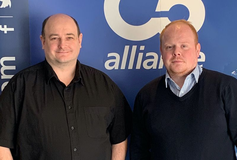 Senior appointments at C5 Alliance