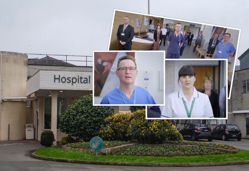 Thousands raised to support healthcare staff