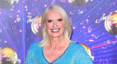Anneka Rice reveals 'anxiety dream' ahead of Strictly live launch