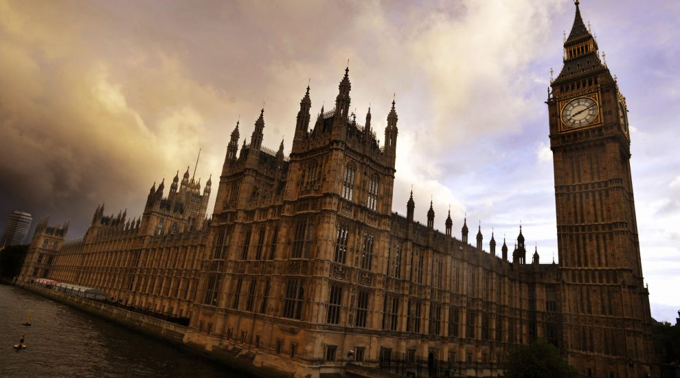 Specialist police officers 'examining suspicious package' in Parliament