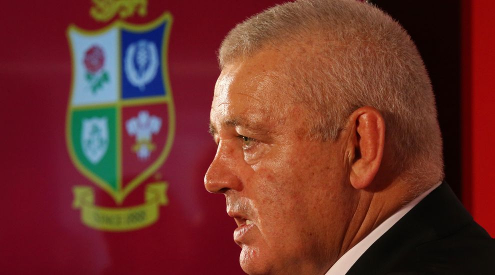 Gatland set for record third stint as Lions head coach