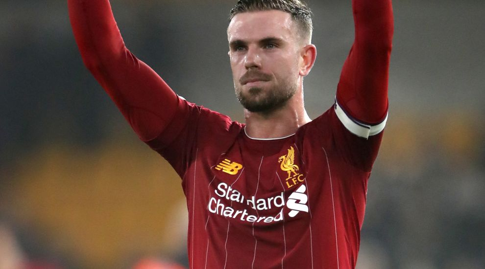 Klopp praises 'outstanding' Liverpool skipper Henderson after victory at Wolves