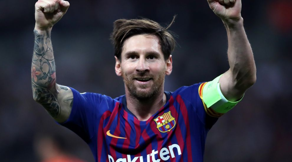 He had a magical night: Messi hails Ronaldo's Champions League hat-trick
